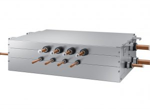 MASTER 4-port HR MCU Kit <22.4kW (<5.6kW per port) - DVM S Eco HR