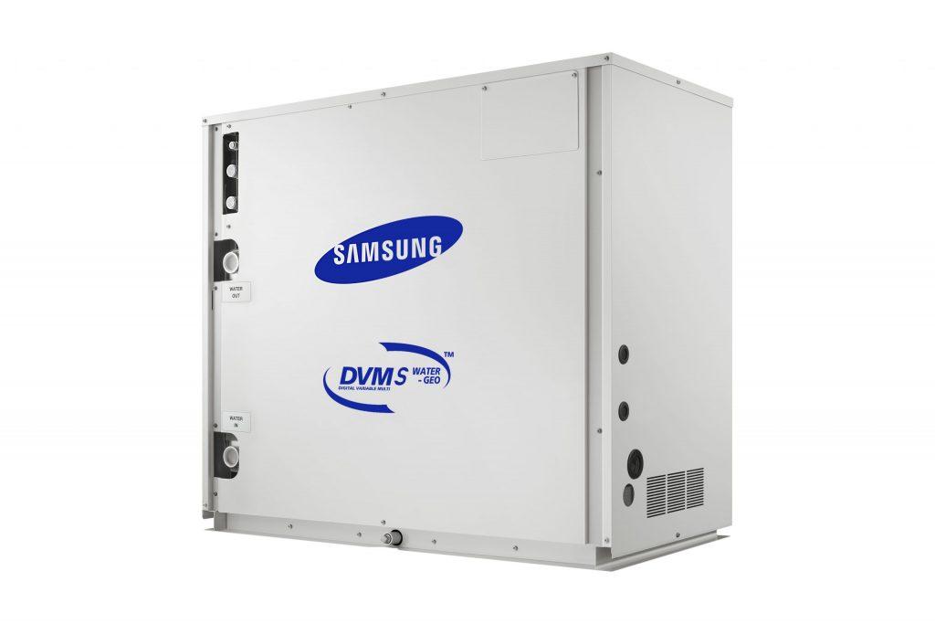 DVM S Water Inverter HP/HR R410A 3 Phase 39.2kW