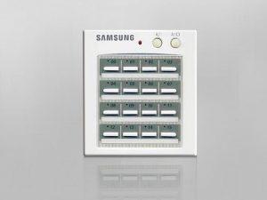 Centralised On/Off Controller (Maximum of 16 Group controls (maximum of 256 indoor units))