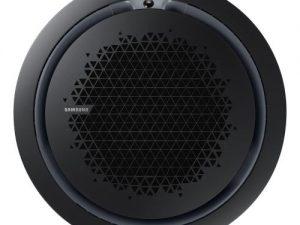 360 Cassette Panel Round - Black