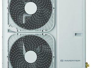 Mono A2W Inverter Heat Pump R32 16kW