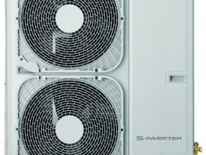 SPLIT A2W Inverter Heat Pump R32 9kW (3 Phase)