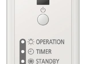 Infrared remote controller for Ceiling.