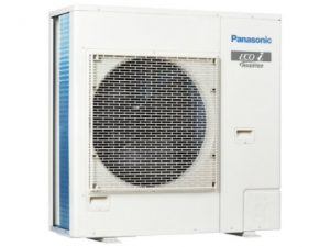 12.1 kW Mini ECO-i three phase outdoor unit (1.5 kW indoor compatability)