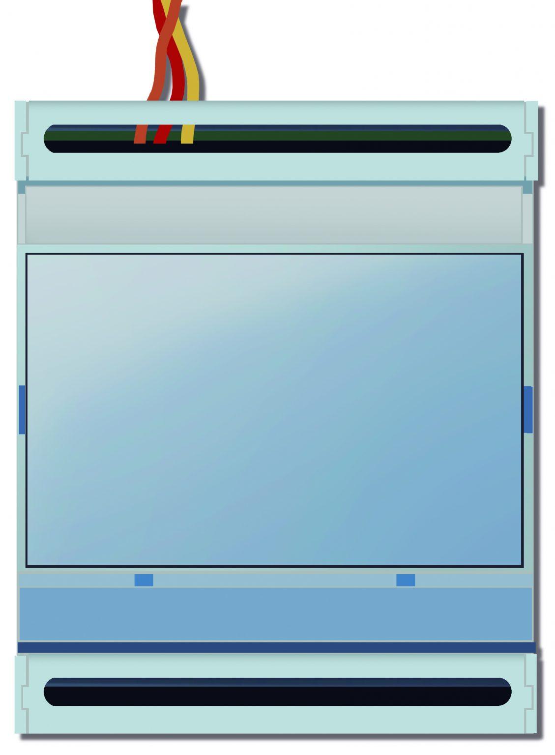 PCB for server room application, control of 3 PACi units, redundancy, backup, etc.