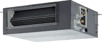 2.8 kW Standard Concealed Duct indoor unit (+ RTC3 and Econavi)
