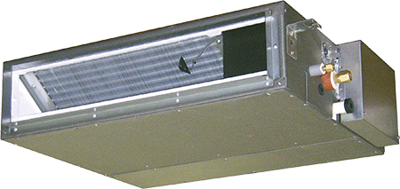4.5 kW Low Static Pressure Concealed Duct indoor unit (+ RTC3 and Econavi)