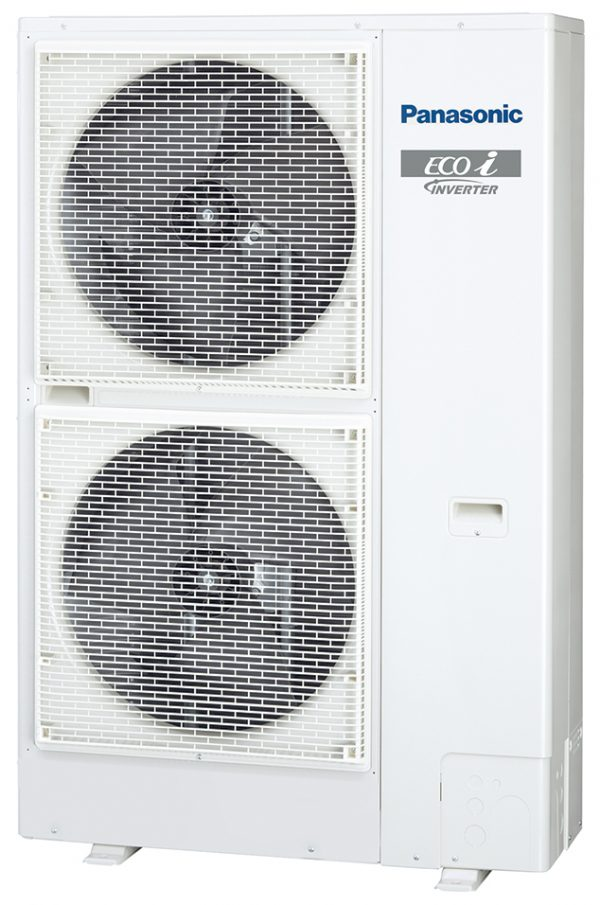 22.4 kW Mini ECO-i three phase outdoor unit (1.5 kW indoor compatability)