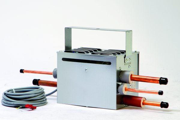 Heat recovery box (up to 5,6kW).