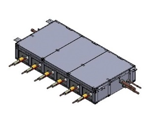 6 ports 3 pipe box (up to 5.6kW per port).