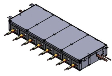 8 ports 3 pipe box (up to 5.6kW per port).