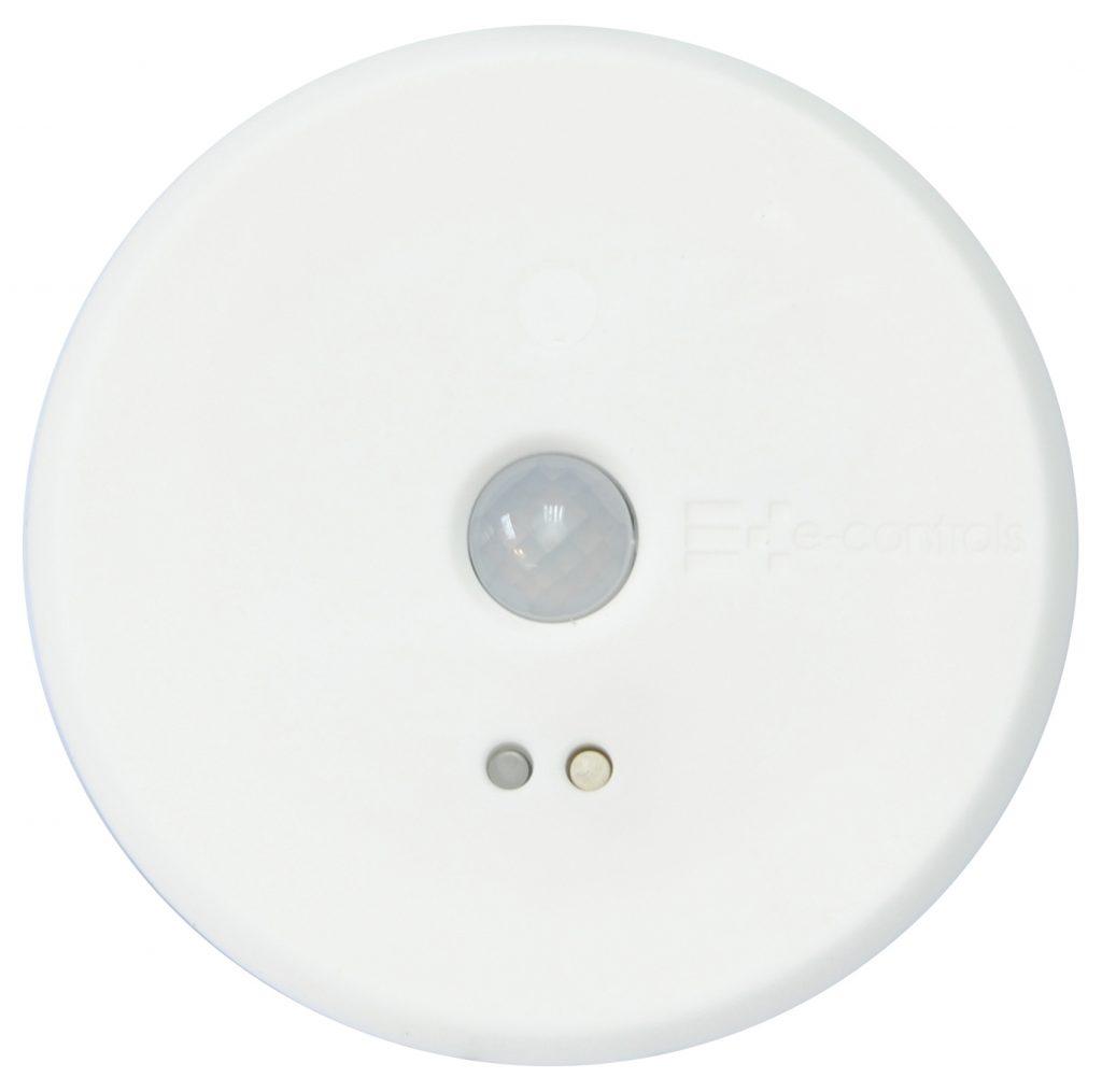 Wall motion sensor 240 V AC.