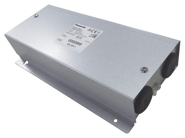 Serial parallel device controlling outdoor units, up to 4 units.