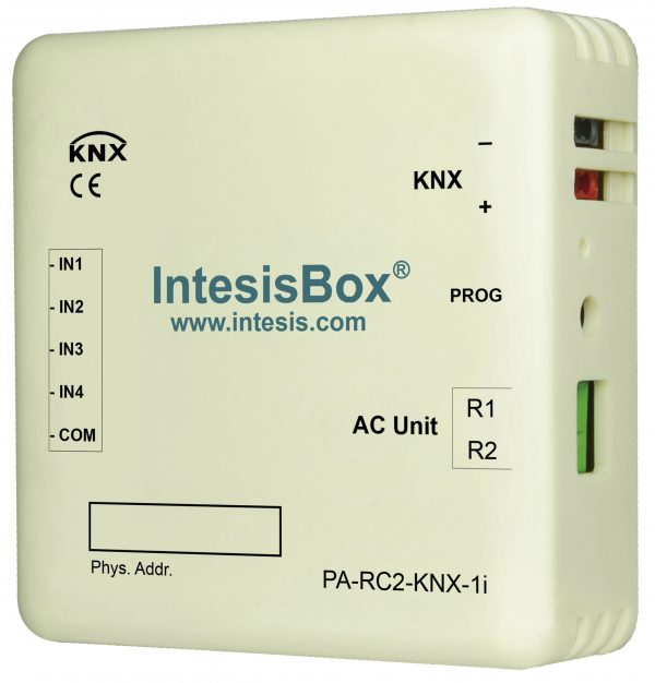 BACnet Interface for 128 indoor units.