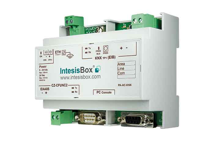 Modbus Interface for 64 indoor units