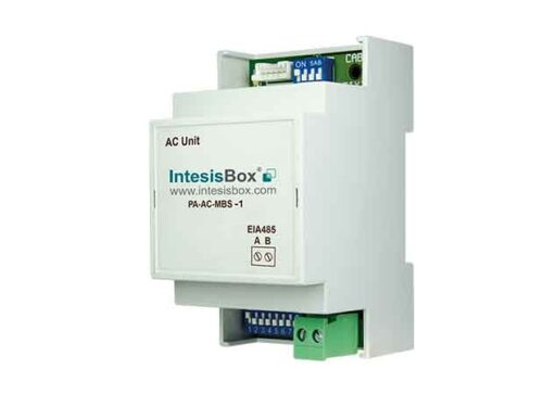 KNX Interface for 128 indoor units.