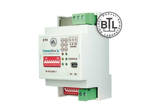 Modbus Interface for 64 indoor units.