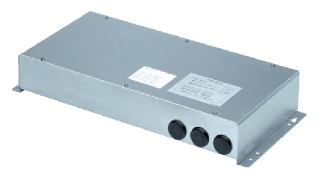 RAC interface adapter for integration into P-Link, plus external input and alarm/status output.