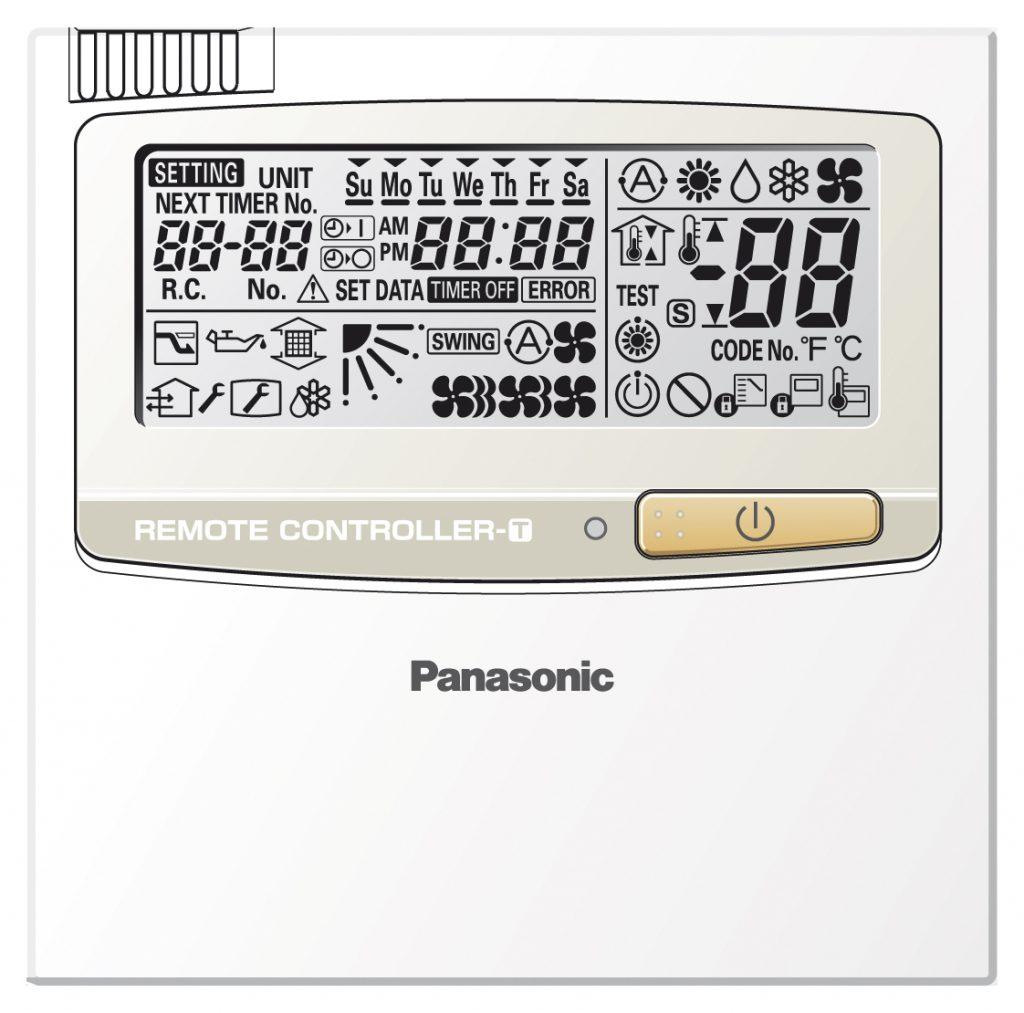 PACi NX Series Standard 4 Way 90x90 Cassette Inverter KIT 10kW Single Phase