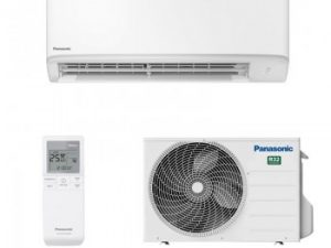 Wall Mounted Etherea VKE Range Pure Matt White KIT 5kW R32