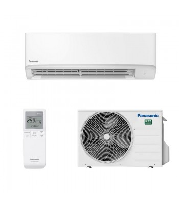 Wall Mounted Etherea VKE Range Pure Matt White KIT 7.1kW R32