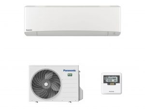 Wall-Mounted TZ Super-Compact Range KIT 2kW