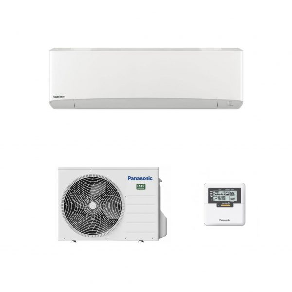 Wall-Mounted TZ Super-Compact Range KIT 4.2kW